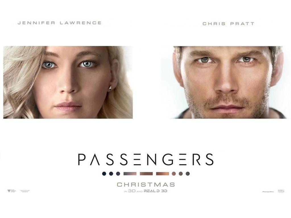 Passengers Wallpaper