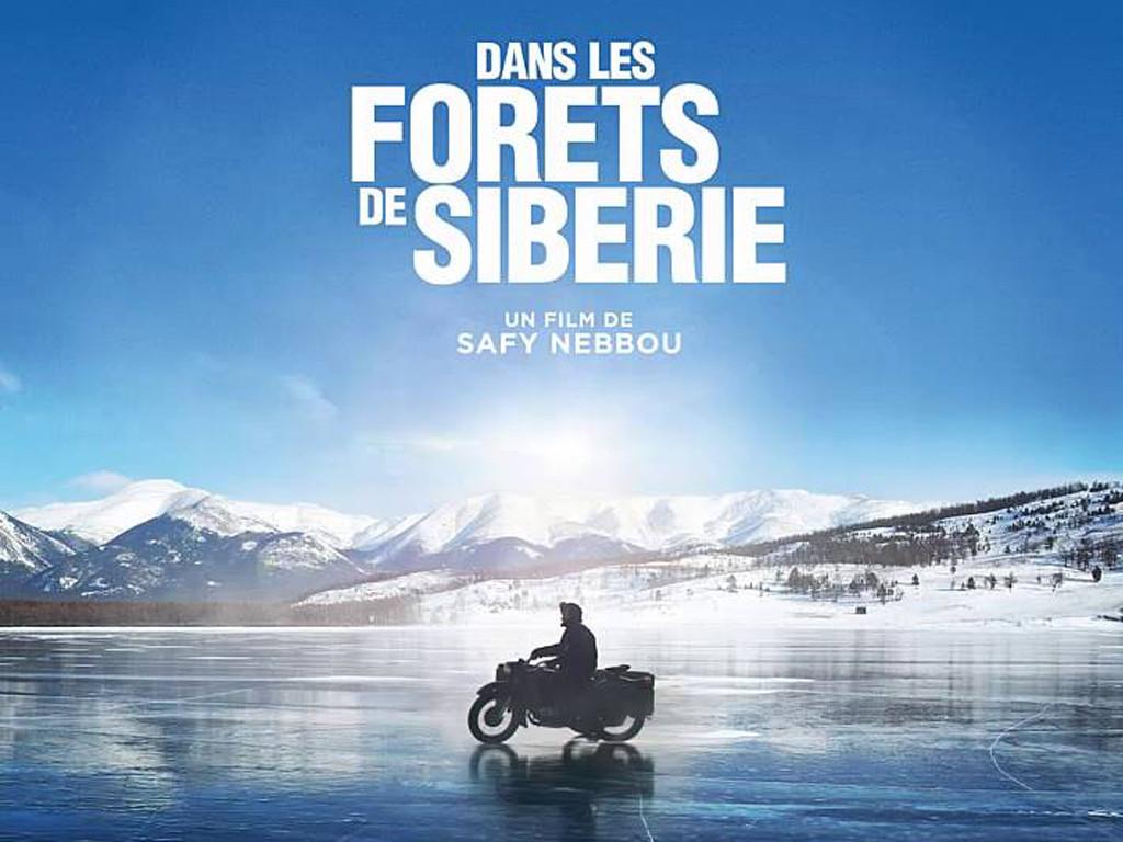 Στα δάση της Σιβηρίας (Dans les forêts de Sibérie) Quad Poster