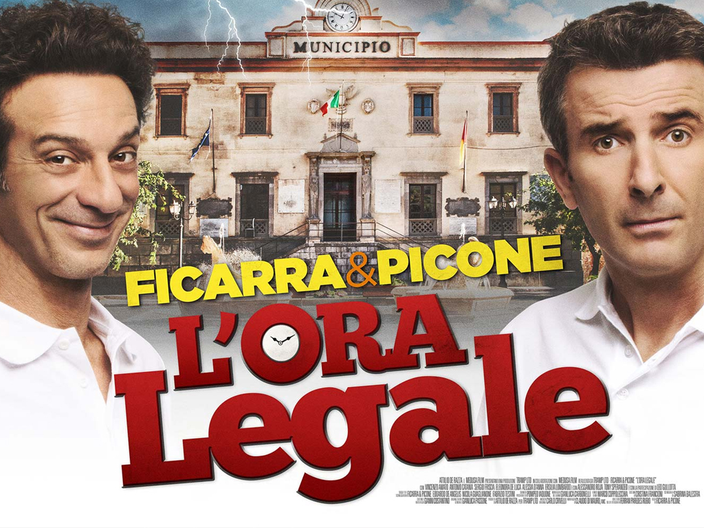 Τα παράπονα στο δήμαρχο (L'Ora Legale) Wallpaper