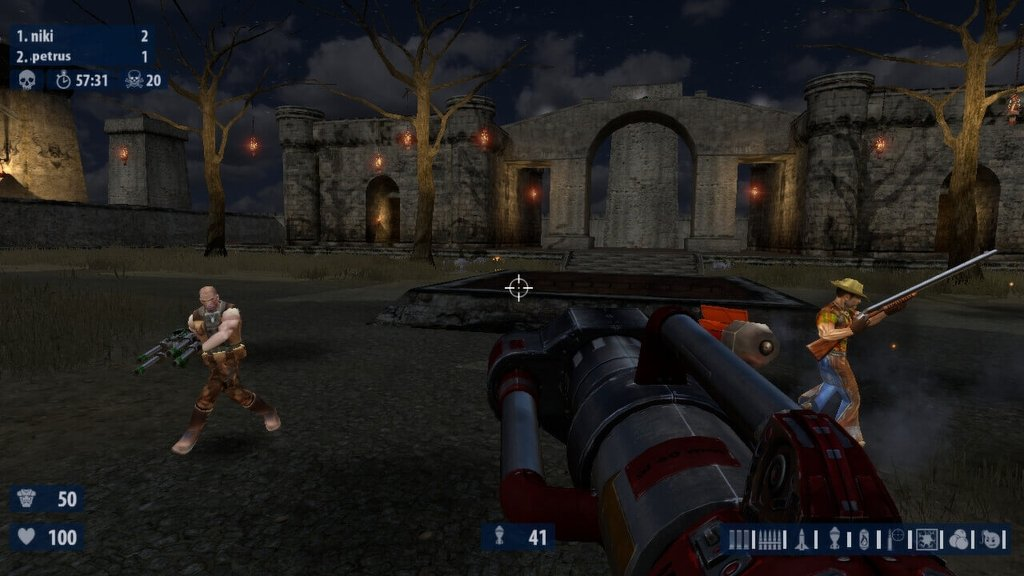 Serious Sam HD: The Second Encounter - PLAZA