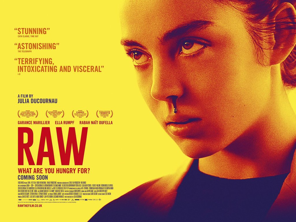 Grave (Raw) Quad Poster