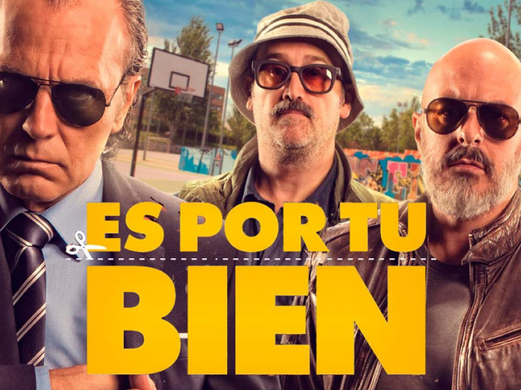 Είναι για το καλό σου (Es por tu bien) Wallpaper
