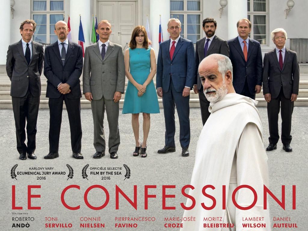 Οι εξομολογήσεις (Le confessioni) Wallpaper