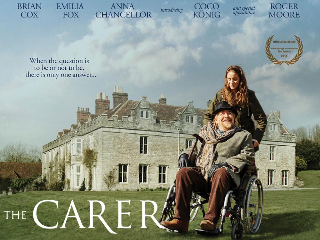 Κάποια να με Προσέχει (The Carer) Quad Poster