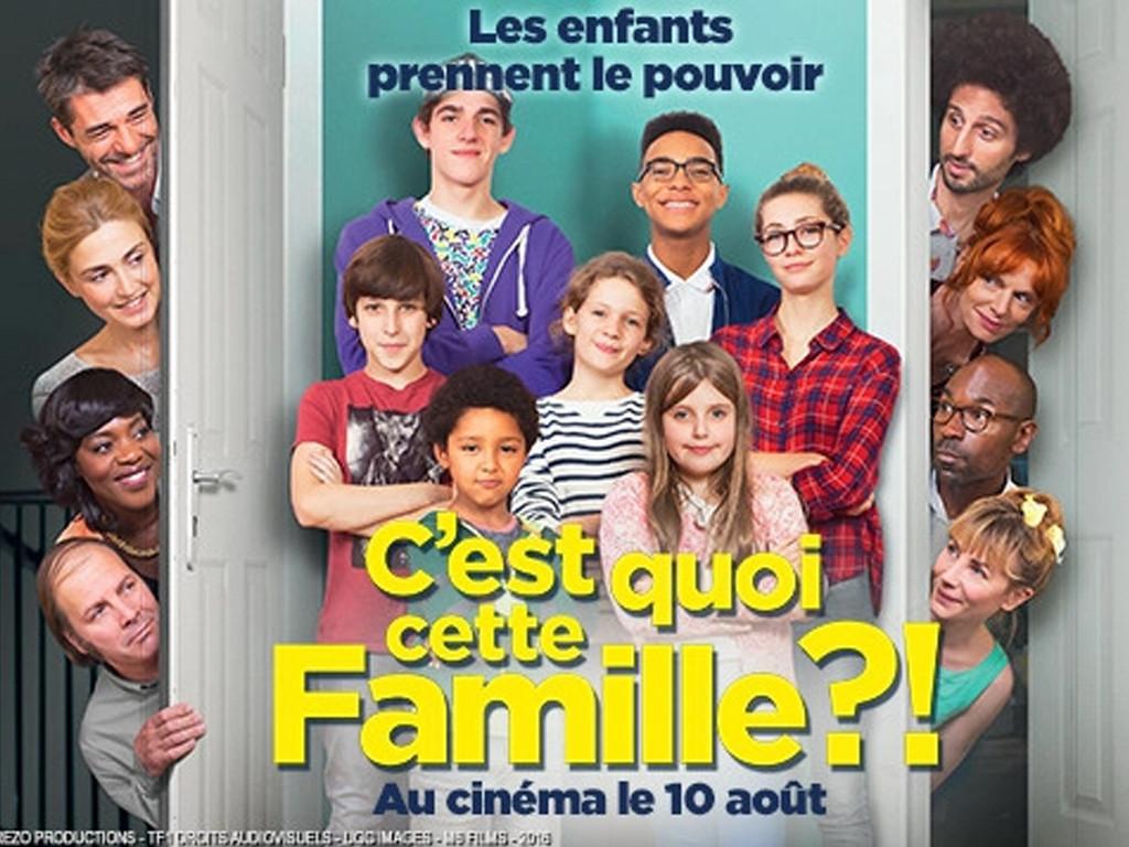Οδηγός οικογενειακής επιβίωσης (C'est quoi cette famille?!) Wallpaper