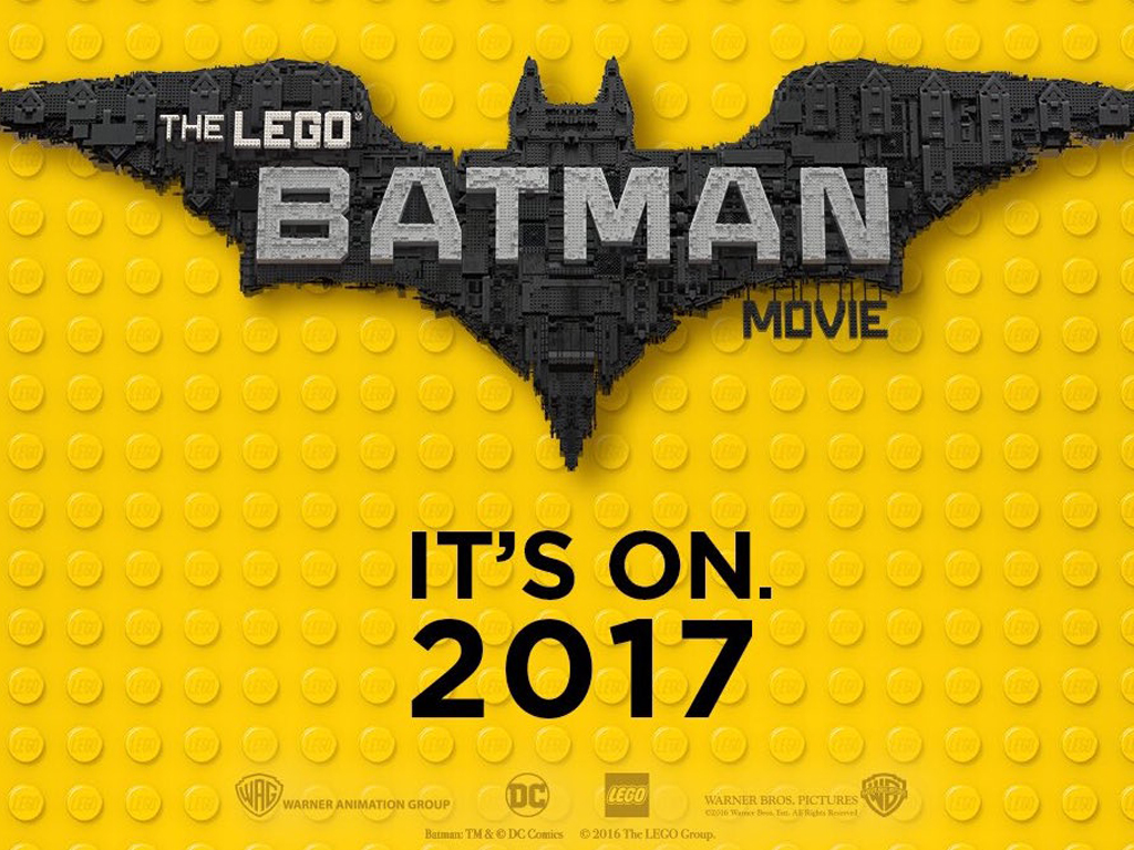 Η Ταινία LEGO Batman (The LEGO Batman Movie) Wallpaper