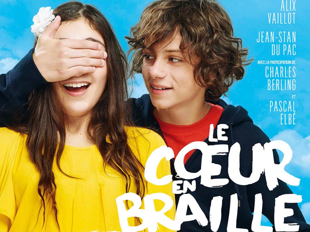 Ευαίσθητες Χορδές (Le coeur en braille) Wallpaper