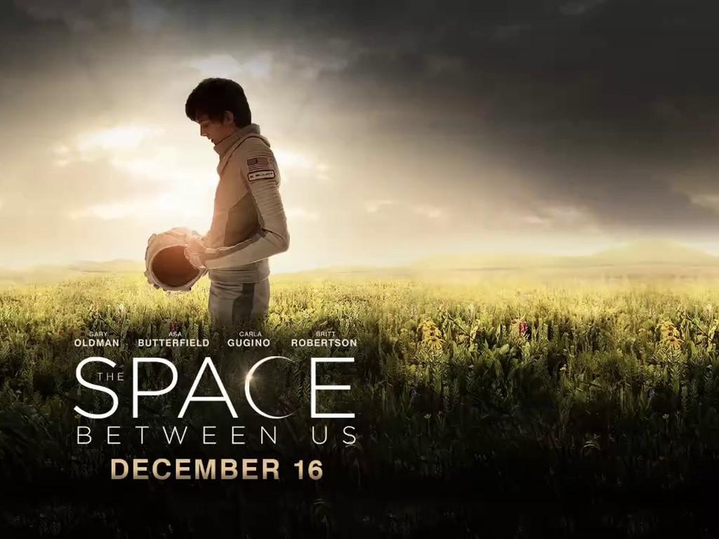 Το Διάστημα Ανάμεσά Μας (The Space Between Us) Wallpaper