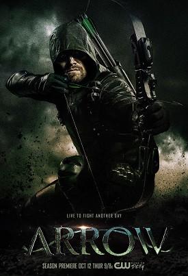 Arrow - Sezon 6 - 720p HDTV - Türkçe Altyazılı
