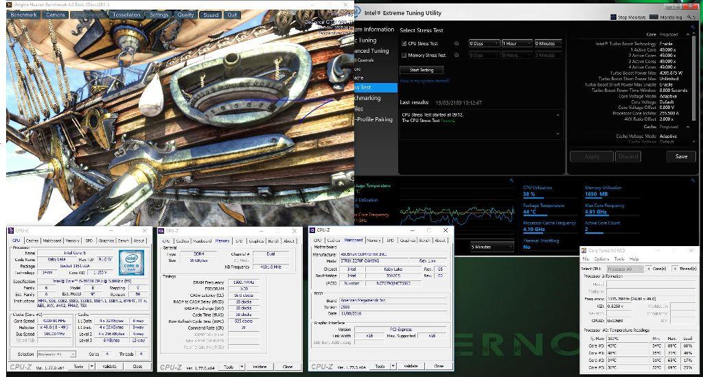 8pack Approved I5 Kabylake 7600k 4 9ghz Upgrade Bundle