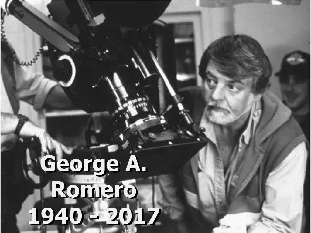 George A. Romero RIP