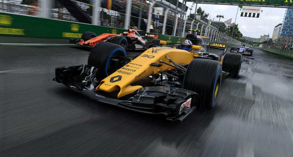 F1 2017 – CPY - Tek Link indir