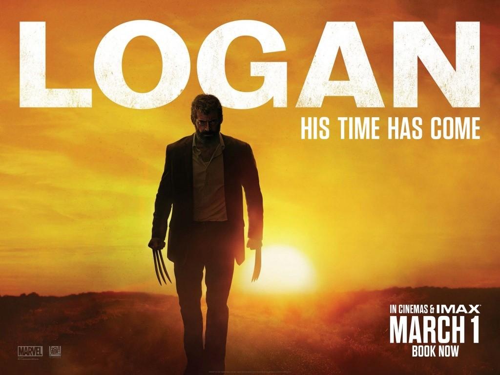 Λόγκαν (Logan) Quad Poster