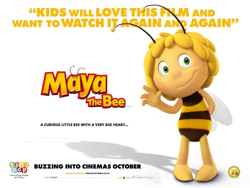 Μάγια η Μέλισσα (Maya the Bee Movie) Wallpaper