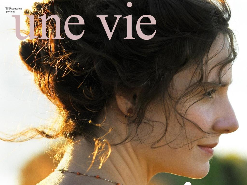 Η ζωή μιας γυναίκας (Une vie / A Woman's Life) Quad Poster