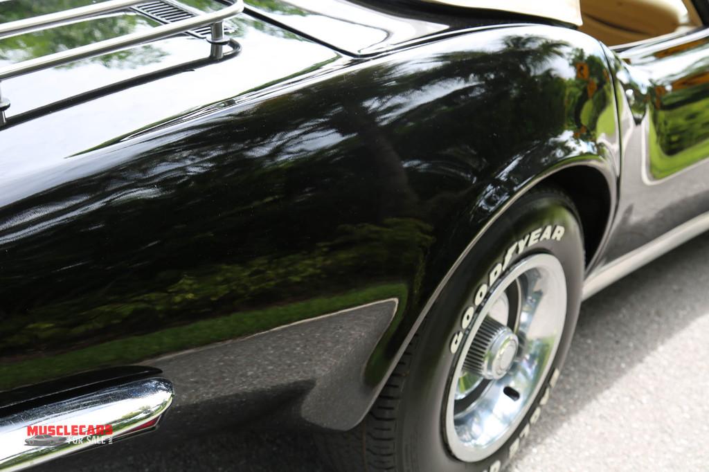 1972 Corvette Covertable # Matching - MuscleCarsForSaleInc
