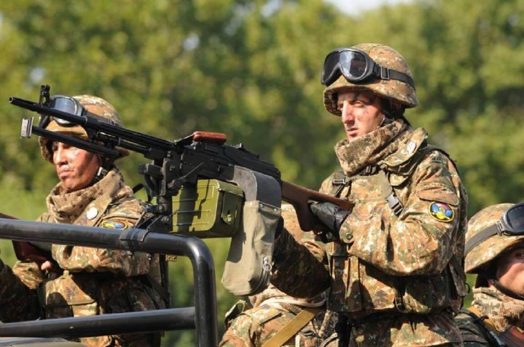 Смотреть армянские спецназа 5