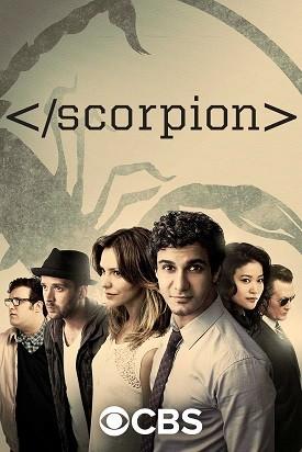 Scorpion - Sezon 4 - 720p HDTV - Türkçe Altyazılı