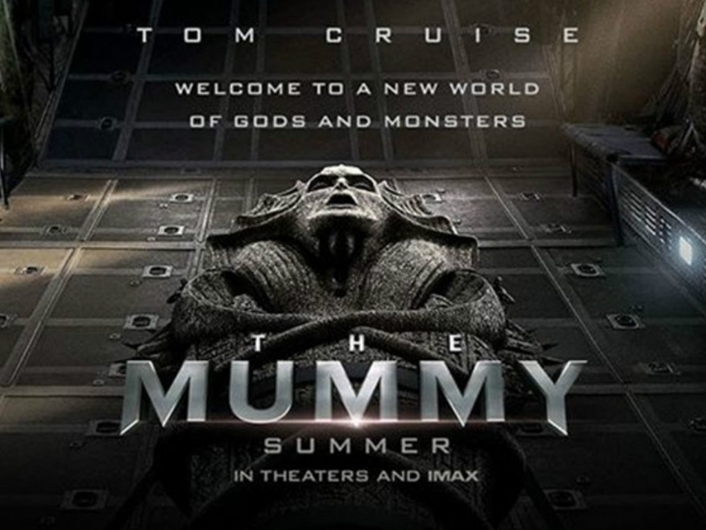 Η Μούμια (The Mummy) Wallpaper