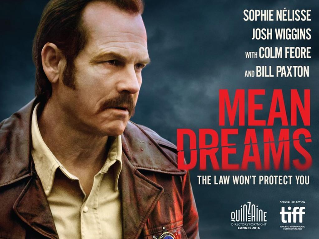 Άγρια όνειρα (Mean Dreams) Quad Poster