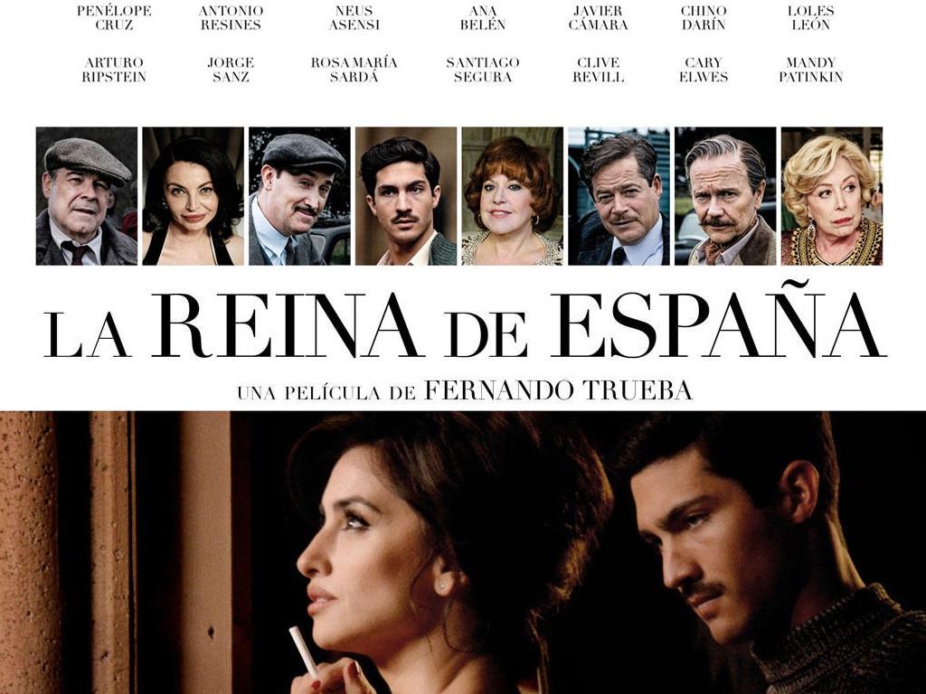 Η Βασίλισσα της Ισπανίας (La reina de España) Wallpaper