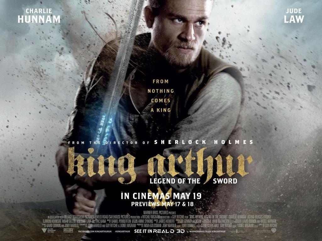 Βασιλιάς Αρθούρος: Ο Θρύλος του Σπαθιού (King Arthur: Legend of the Sword) Wallpaper