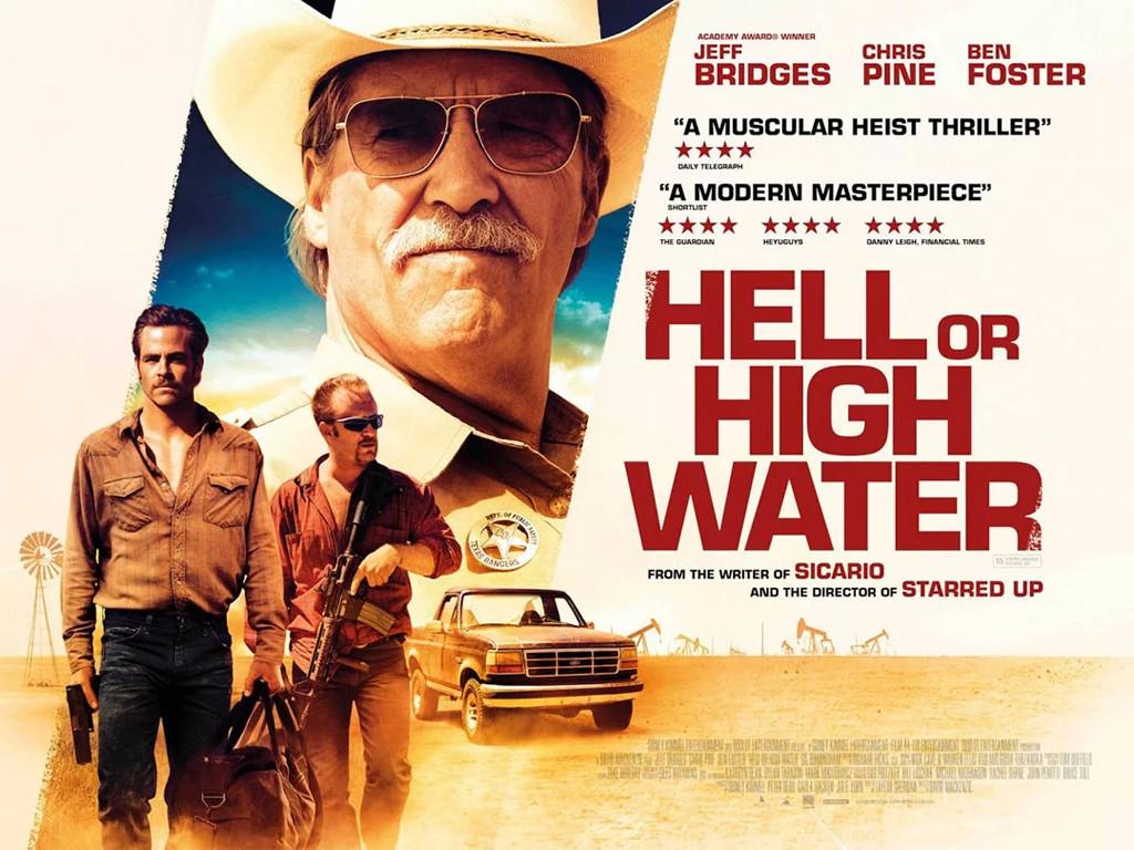 Πάση θυσία (Hell or High Water)  Wallpaper