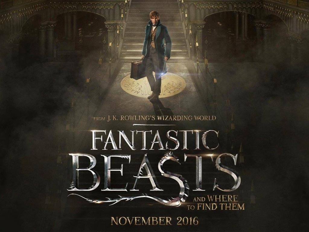 Φανταστικά ζώα και πού βρίσκονται (Fantastic Beasts and Where to Find them) Wallpaper