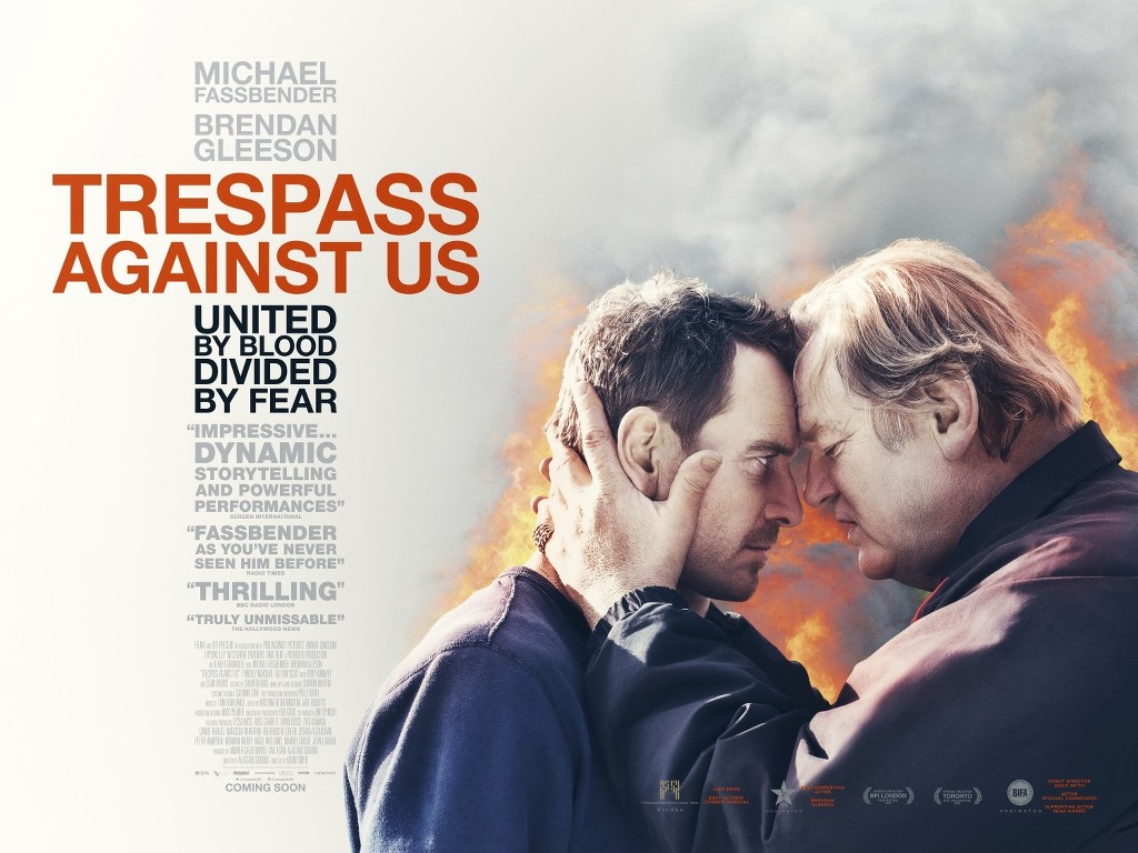 Παράνομες Ζωές (Trespass Against Us) Quad Poster