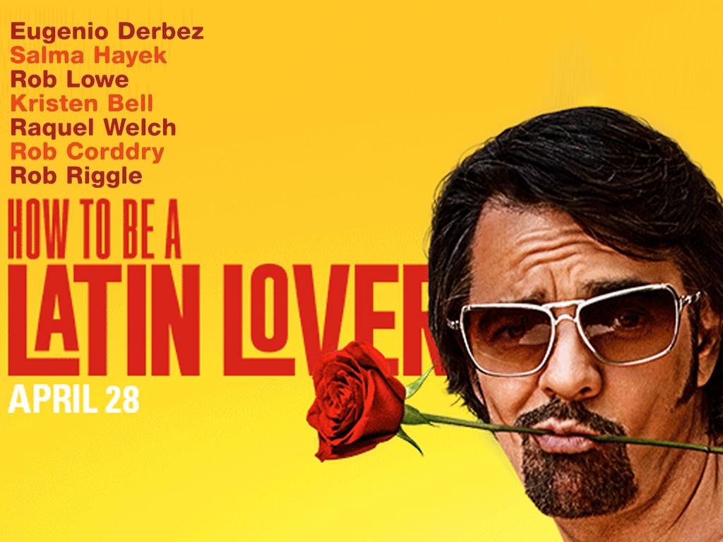 Πώς να γίνεις Λατίνος Εραστής (How to Be a Latin Lover) Wallpaper