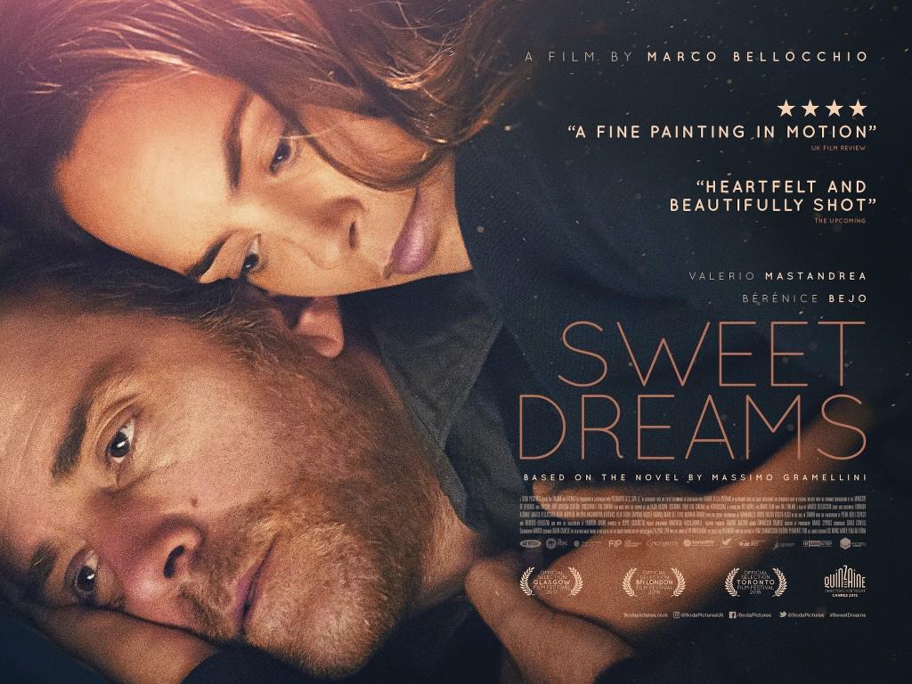 Όνειρα γλυκά (Fai bei sogni) Quad Poster