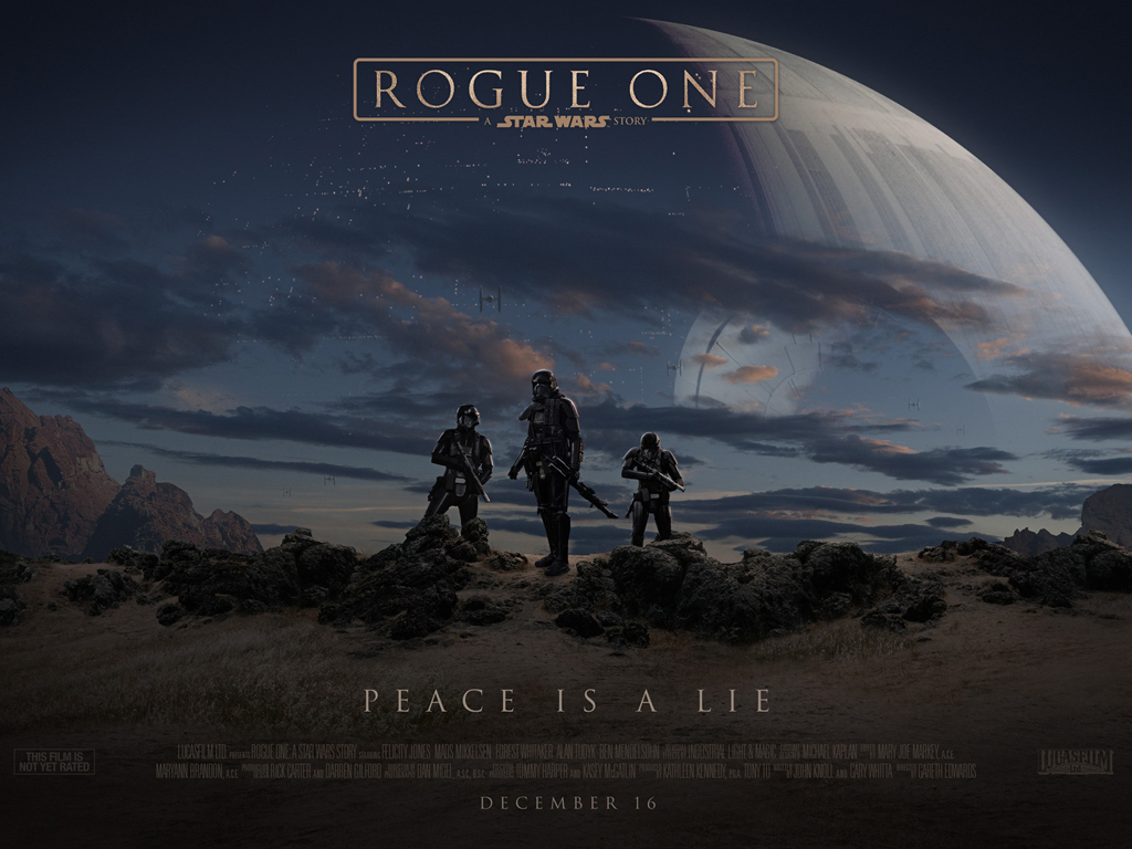 Rogue One: A Star Wars Story Wallpaper