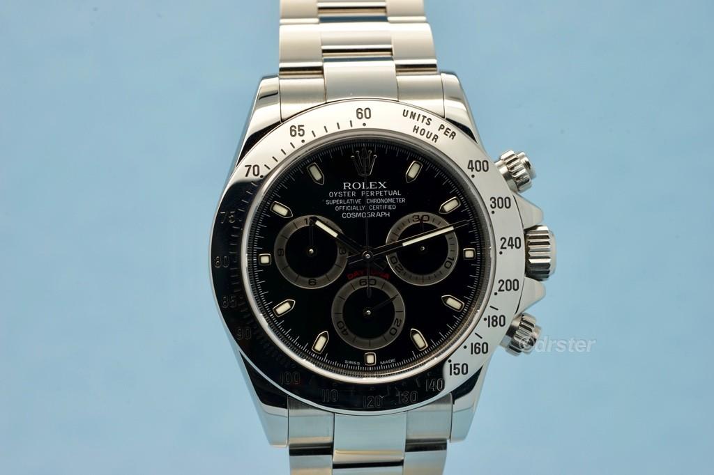 hot sale online daeb0 8d26f FSOT: ROLEX DAYTONA 116520 SS V Serial - Rolex Forums ...
