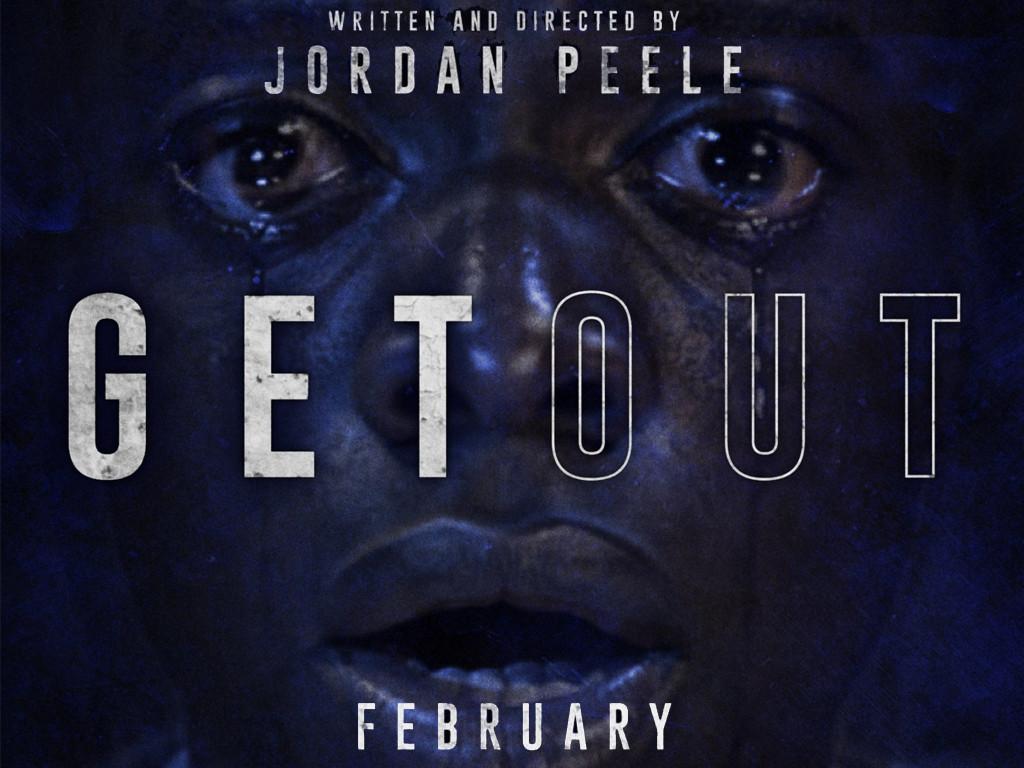Τρέξε! (Get Out) Quad Poster