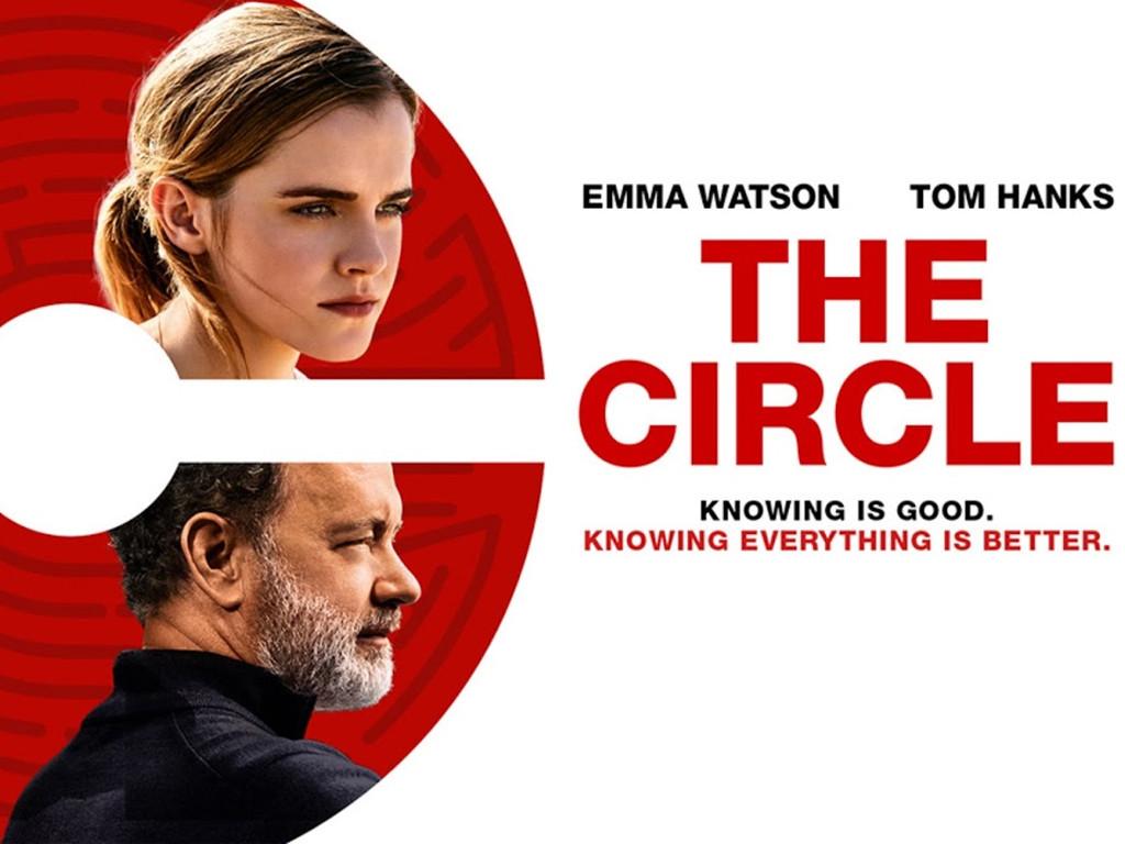Ο κύκλος (The Circle) Quad Poster
