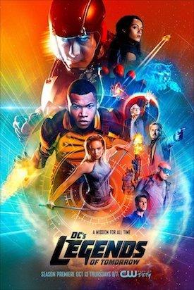 Legends of Tomorrow - Sezon 3 - 720p HDTV - Türkçe Altyazılı