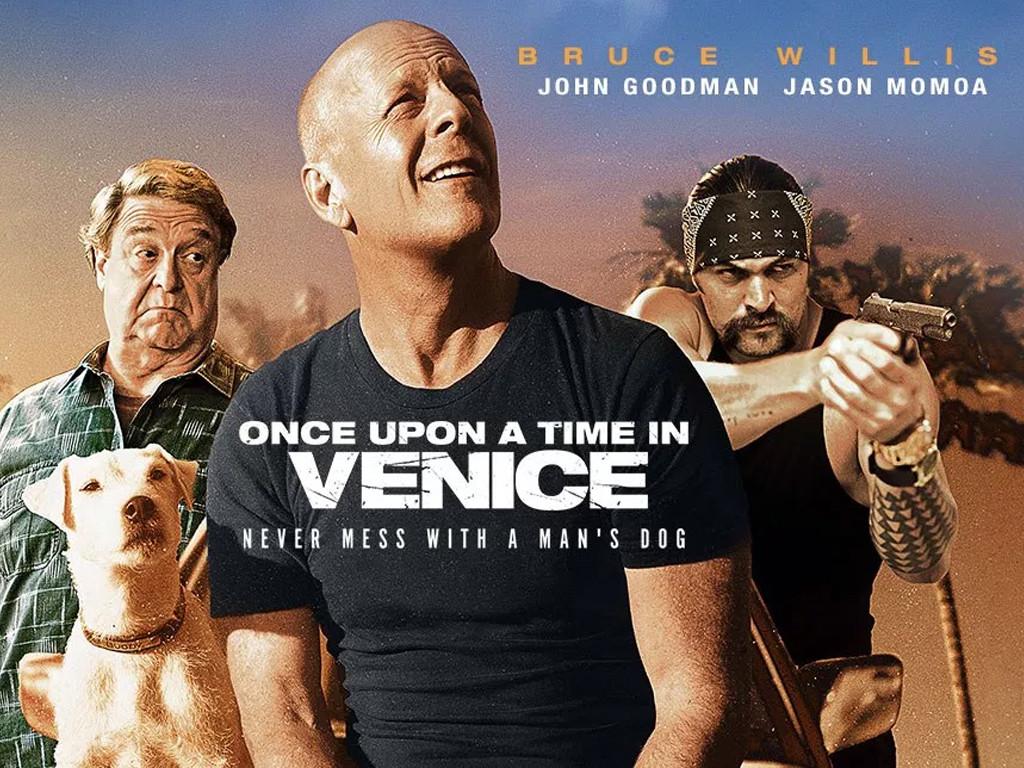Κάποτε στην Καλιφόρνια (Once Upon a Time in Venice) Wallpaper