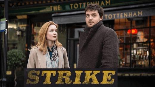 Strike - Sezon 1-2 - 720p HDTV - Türkçe Altyazılı