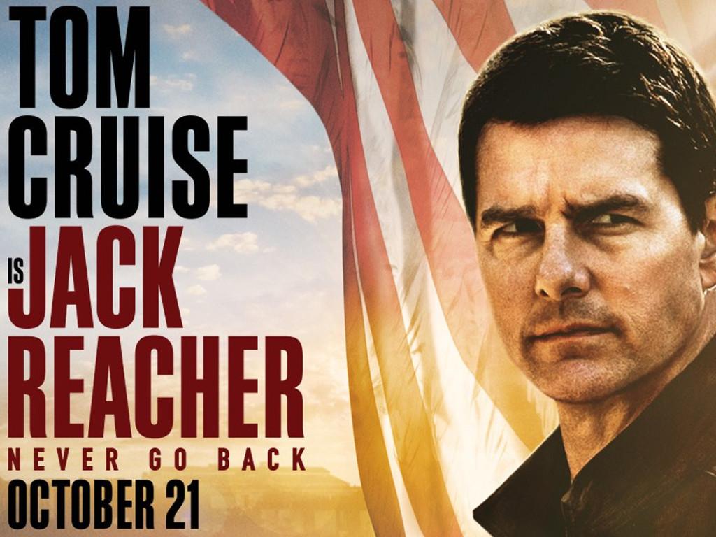 Jack Reacher: Ποτέ μη Γυρίζεις Πίσω (Jack Reacher: Never Go Back) Wallpaper