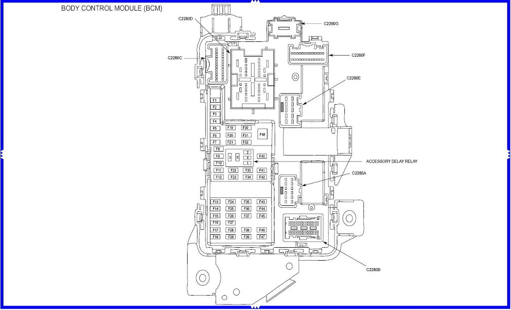Which fuse Blender actuator - Ford F150 Forum - Community of Ford