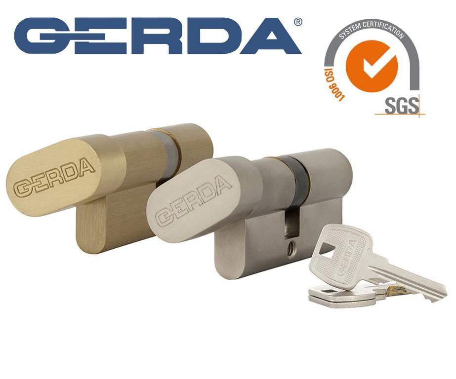 Gerda Digital Code Padlock Brass Line 3//4 Digits Open Shackle 20 30 40 mm