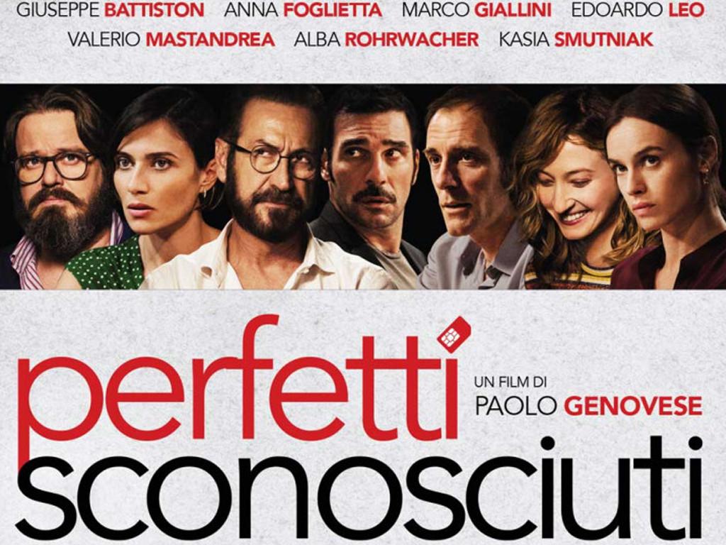 Perfetti sconosciuti (Perfect Strangers) Quad Poster