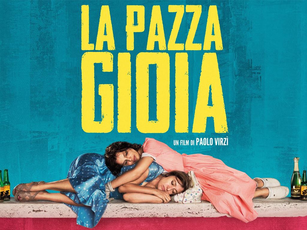 Η Τρελή Χαρά (La Pazza Gioia) Wallpaper