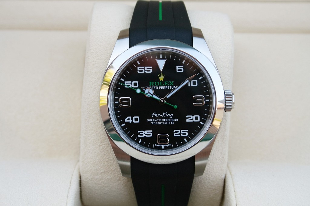 Fs Rolex 116900 Air King Watch Basel 2016 New Released