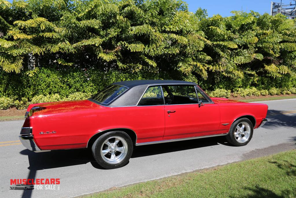 1965 Pontiac GTO - MuscleCarsForSaleInc.com - Buy your dream classic ...