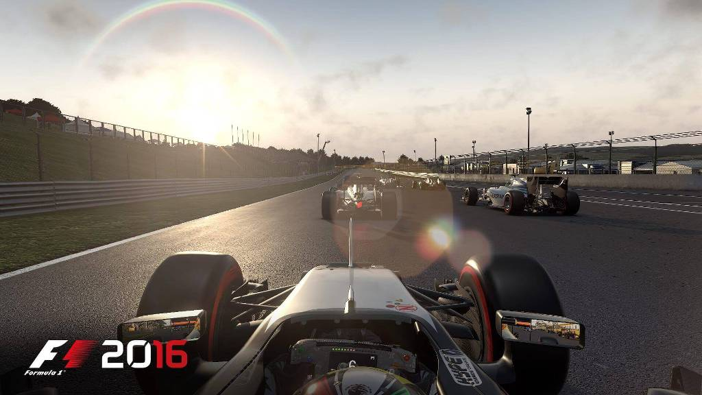 F1 2016 – STEAMPUNKS