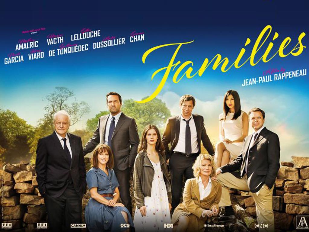 Η δικιά μας οικογένεια (Belles familles) Quad Poster