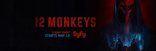 12 Monkeys - Sezon 3 - 720p HDTV - Türkçe Altyazılı