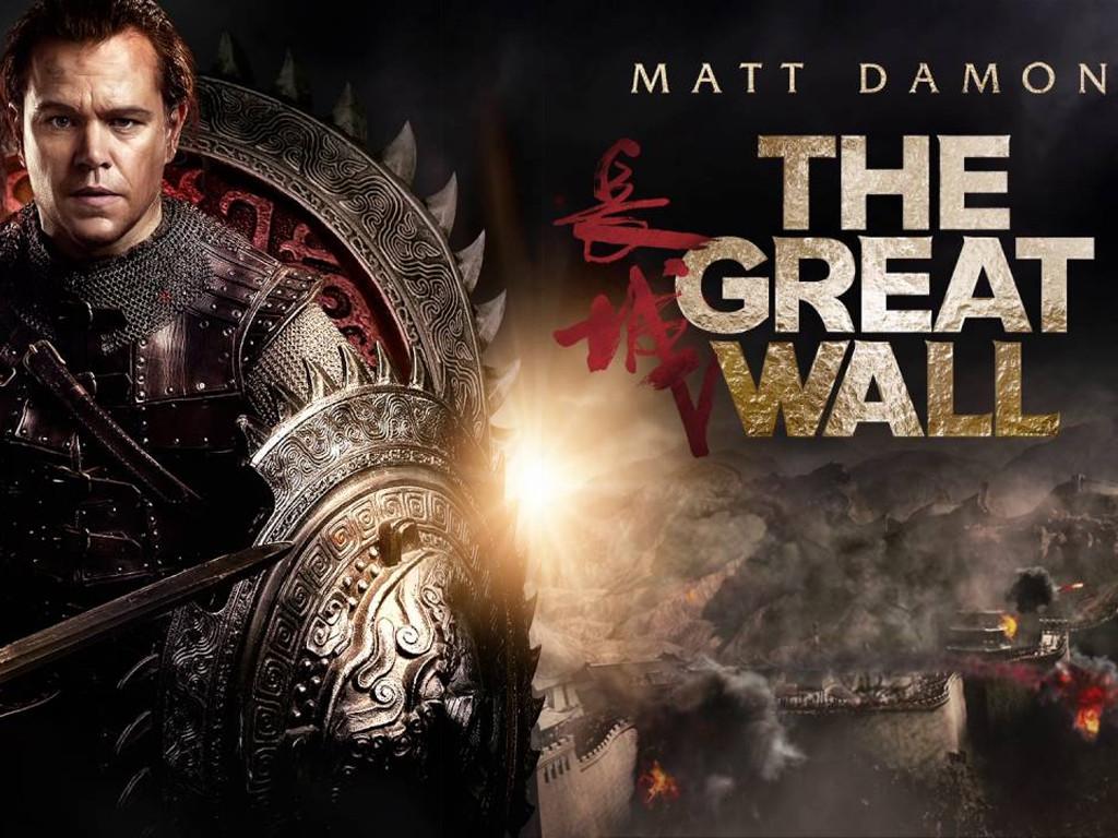 Το Σινικό Τείχος (The Great Wall) Wallpaper