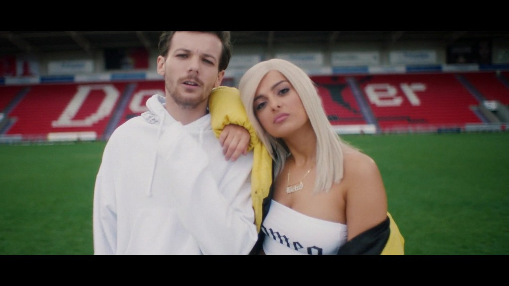 VEVO - Louis Tomlinson - Back to You (ft  Bebe Rexha